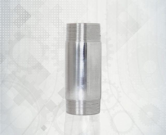 Stainless Steel Barrel Nipple Manufacturer in India