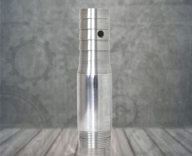 Stainless Steel Reduce Nipple Manufacturer in India