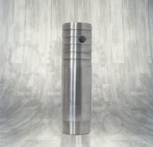 Stainless Steel Step Nipple Manufacturer in India